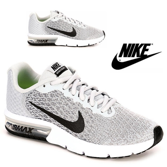 2223ec4bb79 NIKE AIR MAX SEQUENT 2 GS Running Trainers YOUTH